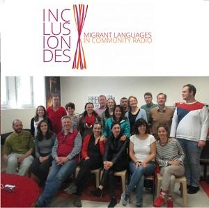 Émission radiophonique: Inclusiondes proiektua / Le projet / The project / El proyecto / Das Projekt / A projekt!