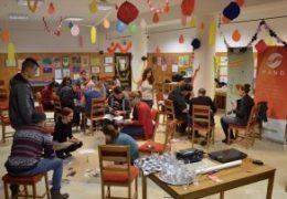 Az Artemisszió Alapítvány Deák Ferenc Középiskolai Kollégiumban tartott foglalkozása