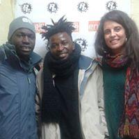 Neli y Arona, de Africa Occidental a España