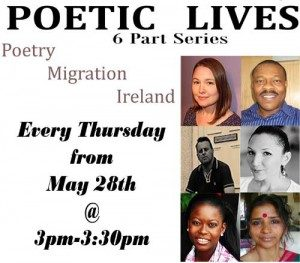 Poetic Lives, poetry by Migrants