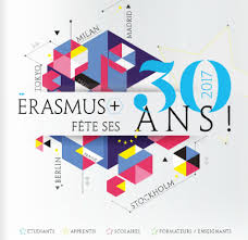 InclusionDes in the ERASMUS + FÊTE SES 30 ANS !